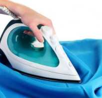Как гладить шёлк