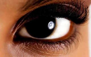 Что значат карие глаза