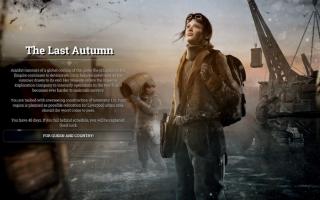 Почему наступила великая зима в Frostpunk