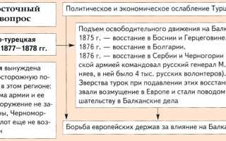 Каковы были причины Русско турецкой войны