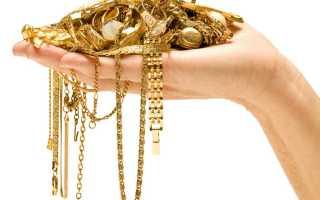 Что делают из золота