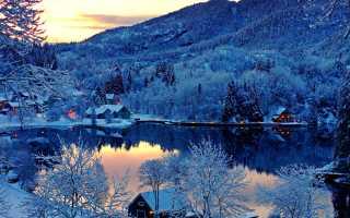 Какие страны входят в Скандинавию