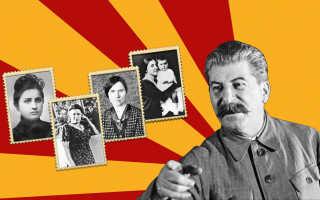 Как умерла жена Сталина