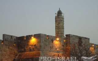 кто построил Иерусалим