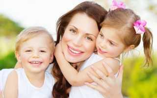 Как правильно воспитывать детей погодок