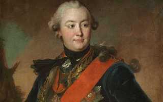 От чего умер граф Орлов