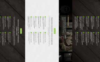 Чем отличается сайт визитка от лендинга