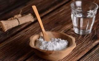 Как правильно пить соду