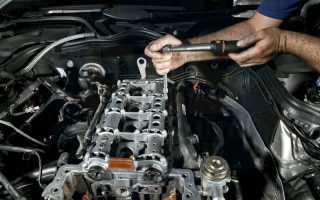 Что входит в капитальный ремонт двигателя