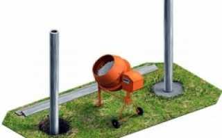 Как правильно поставить забор