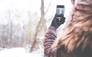 Почему айфон выключается на морозе