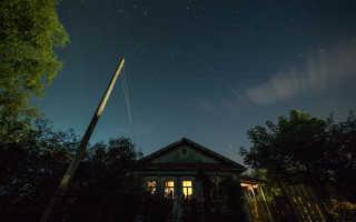 Как фотографировать ночью