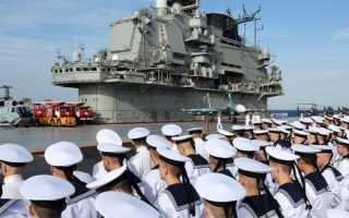 Как попасть в ВМФ