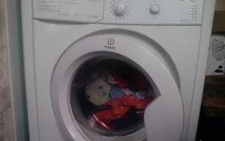 Как быстро высушить вещи после стирки