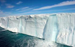 Чем грозит таяние ледников
