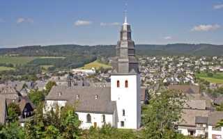Какая вера в Германии