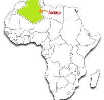Какие есть в Алжире полезные ископаемые
