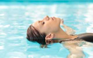 Как научить плавать взрослого человека
