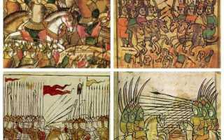 Было ли монголо татарское иго на Руси