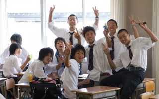 Когда начинается учебный год в Японии