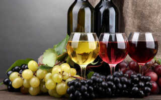 Сколько калорий в бутылке вина