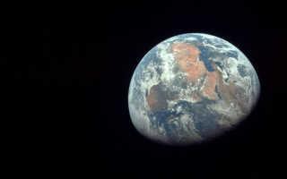 Наша планета из космоса