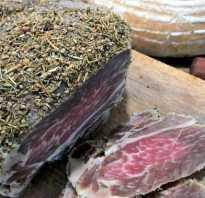 Как сделать вяленое мясо