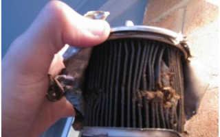 Какие признаки забитого топливного фильтра