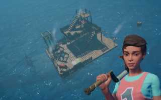 Как играть по сети в Raft