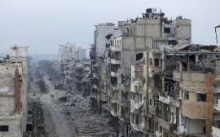 Почему идет война в Сирии