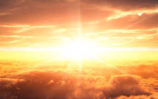 Почему вредно смотреть на солнце