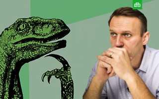 Кто спонсирует Навального