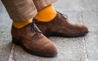 Как подобрать носки