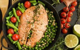 С какими овощами сочетается рыба