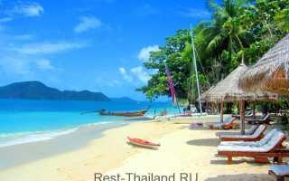 Когда лучше всего ехать в Тайланд
