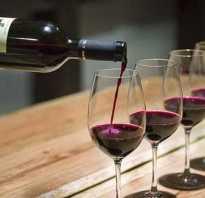 Содержание алкоголя в вине