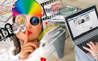 Самая популярная социальная сеть в России