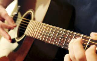 Как правильно играть боем на гитаре