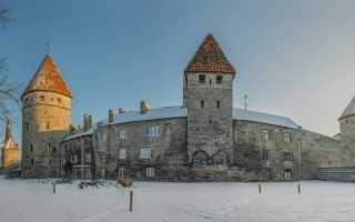 Что можно посмотреть в Таллине