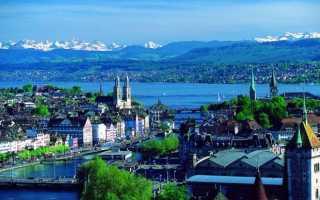 Какой климат в Швейцарии