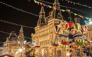 Какие ТЦ есть в Москве