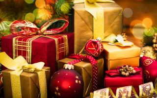 Что можно подарить ребенку на новый год