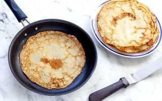 Как научиться печь блины