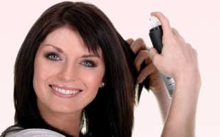 Чем заменить лак для волос