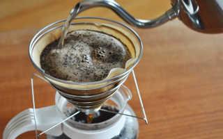 Как заварить молотый кофе