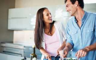 Как женщина должна вести себя с мужчиной